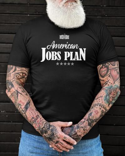 the american jobs plan shirt