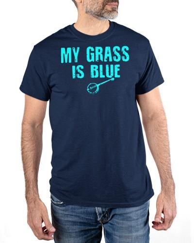 my grass is blue lynyrd skynyrd shirt