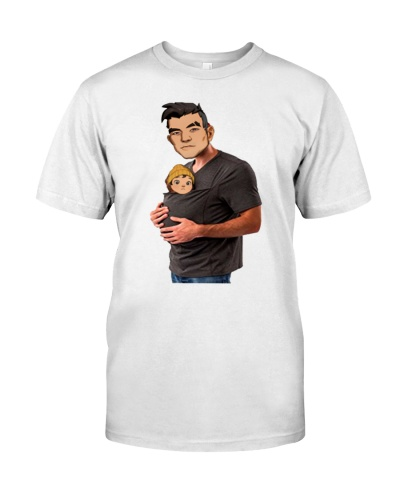 lalabu dad shirt