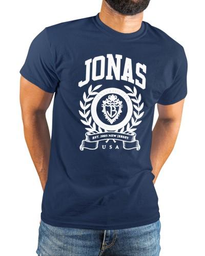jonas brothers fraternity est 2005 new jersey usa shirt
