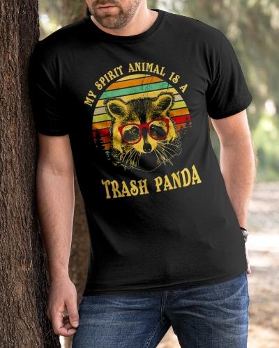 my spirit animal is a trash panda shirt