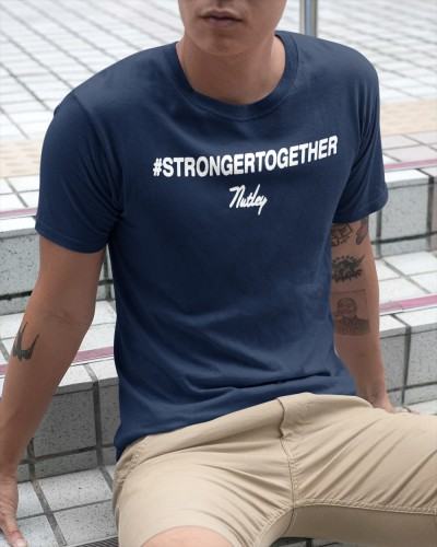 strongertogether nutley t shirt