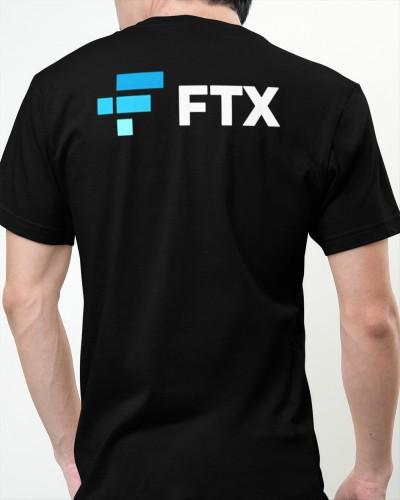 ftx on umpire shirt