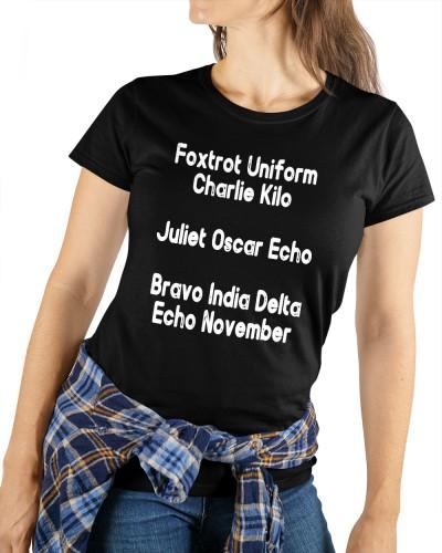 juliet oscar echo november shirt