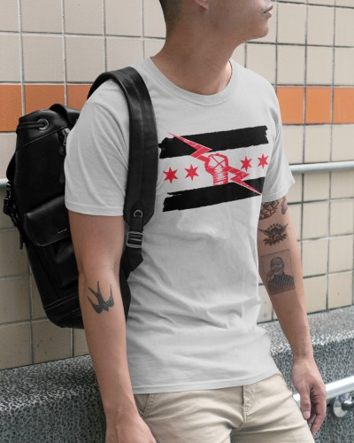 cm punk best in the world shirt