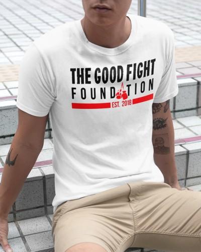 Dustin Poirier The Good Fight shirt