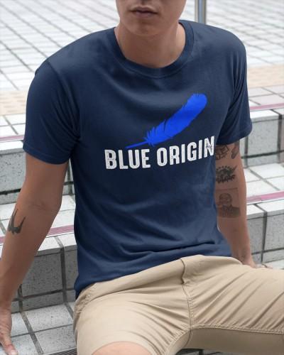 blue origin t shirt