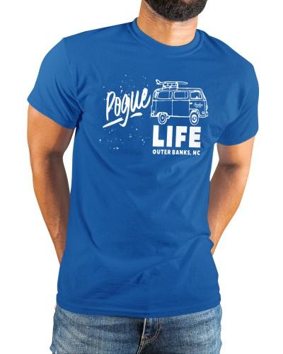 pogue life carolina forever shirt