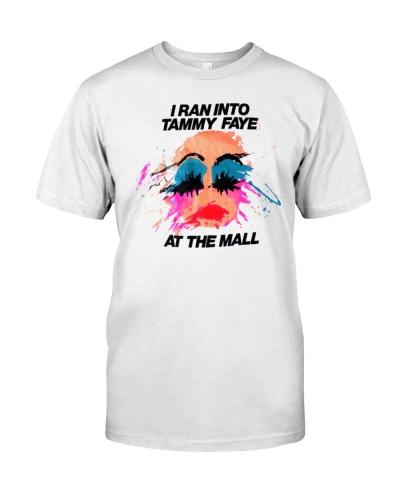 i ran into tammy faye bakker shirt