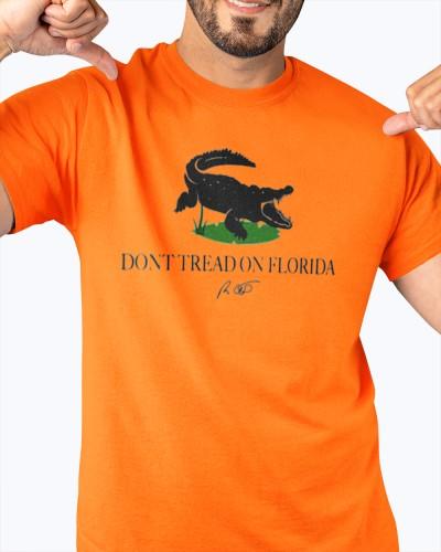 dont tread on florida shirt