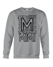 MIMI - TYPOGRAPHIC DESIGN Crewneck Sweatshirt thumbnail
