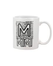 MIMI - TYPOGRAPHIC DESIGN Mug thumbnail