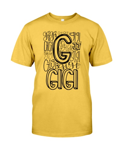 GIGI - TYPOGRAPHIC DESIGN
