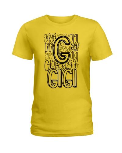 GIGI - TYPOGRAPHIC DESIGN