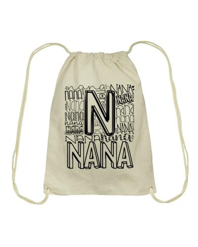 NANA - TYPOGRAPHIC DESIGN