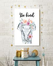 ELEPHANT BE KIND POSTER 11x17 Poster lifestyle-holiday-poster-3