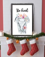 ELEPHANT BE KIND POSTER 11x17 Poster lifestyle-holiday-poster-4