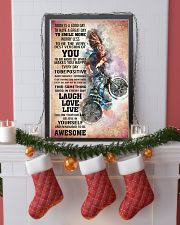 BMX - TODAY IS A GOOD DAY POSTER 24x36 Poster lifestyle-holiday-poster-4