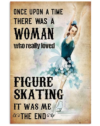 figure skating- ONE UPON A TIME POSTER