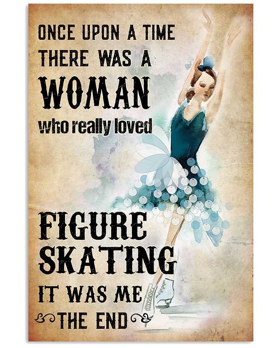 figure skating- ONE UPON A TIME POSTER 11x17 Poster
