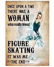 figure skating- ONE UPON A TIME POSTER 11x17 Poster front