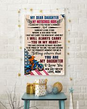 MY DEAR DAUGHTER - MOTOCROSS RIDER 16x24 Poster lifestyle-holiday-poster-3
