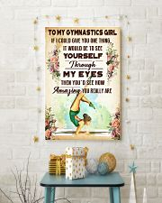 7- TO MY GYMNASTICS GIRL - YOU REALLY ARE 16x24 Poster lifestyle-holiday-poster-3