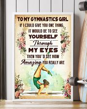 7- TO MY GYMNASTICS GIRL - YOU REALLY ARE 16x24 Poster lifestyle-poster-4