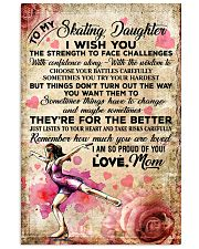 For The Better - Skating DELETE 11x17 Poster front