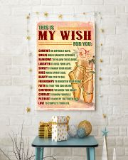 DANCE - THIS IS MY WISH FOR YOU 11x17 Poster lifestyle-holiday-poster-3