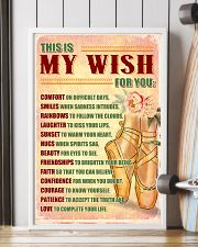 DANCE - THIS IS MY WISH FOR YOU 11x17 Poster lifestyle-poster-4