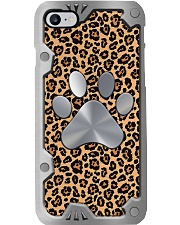 Dog Silver With Leopard Phone Case - TL Phone Case i-phone-8-case