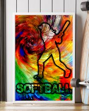 SOFTABLL ART FULL COLOR  16x24 Poster lifestyle-poster-4