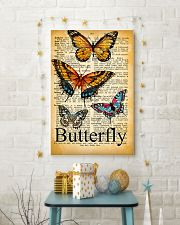 007 Butterfly Mixed Parchment Poster STAR 11x17 Poster lifestyle-holiday-poster-3