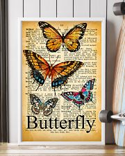 007 Butterfly Mixed Parchment Poster STAR 11x17 Poster lifestyle-poster-4
