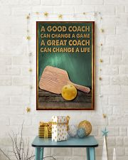 pickleball - a good coach poster - SR 11x17 Poster lifestyle-holiday-poster-3