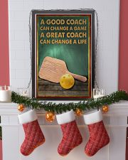 pickleball - a good coach poster - SR 11x17 Poster lifestyle-holiday-poster-4