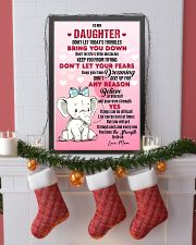 ELEPHANT - DON'T LET TODAY'S TROUBLES POSTER 11x17 Poster lifestyle-holiday-poster-4