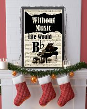 PIANO - WITHOUT MUSIC LIFE WOULD POSTER 11x17 Poster lifestyle-holiday-poster-4