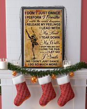 I DON'T JUST DANCE 11x17 Poster lifestyle-holiday-poster-4