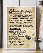 4-TO MY Artistic Roller Skating GIRL- MOM kd 16x24 Poster lifestyle-poster-4
