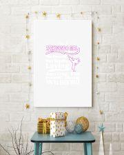 I'M TAEKWONDO GIRL THE SWEETEST 11x17 Poster lifestyle-holiday-poster-3