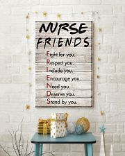 NURSE FRIENDS POSTER 11x17 Poster lifestyle-holiday-poster-3