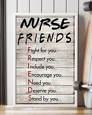 NURSE FRIENDS POSTER 11x17 Poster lifestyle-poster-4