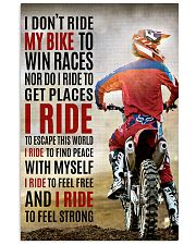 I RIDE - Poster 16x24 Poster front