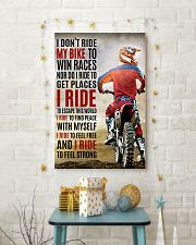 I RIDE - Poster 16x24 Poster lifestyle-holiday-poster-3