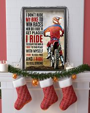 I RIDE - Poster 16x24 Poster lifestyle-holiday-poster-4