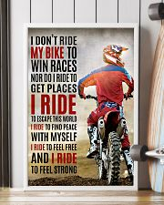 I RIDE - Poster 16x24 Poster lifestyle-poster-4