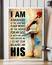 12- GYMNASTICS DAUGHTER - FOR MY GOD-KINGHIS 16x24 Poster lifestyle-poster-4