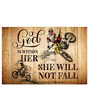 MOTOCROSS - GOD IS WITHIN HER 17x11 Poster front